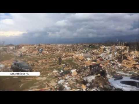 Tornado Washington, Illinois 17 Nov 2013