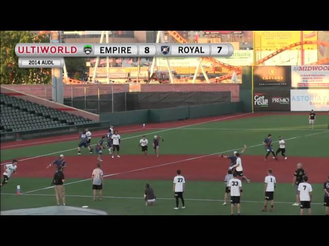 Montreal vs Empire June 7th 2014