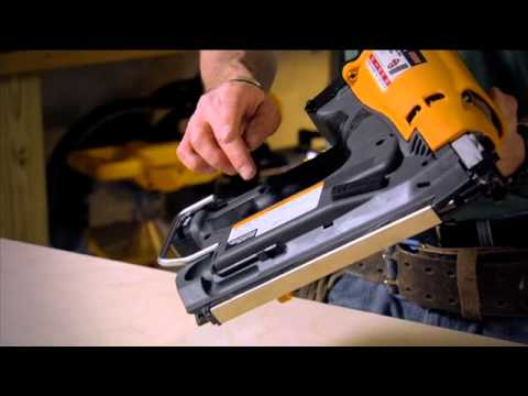 Stanley Bostitch Cordless Framing Nailer