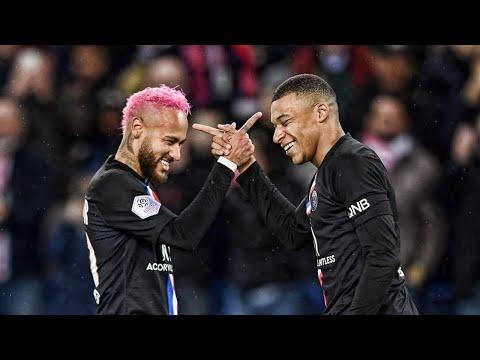 PSG vs Montpellier 5-0 | All Goals & Highlights 2020 FULL HD. Detik2 Mbappe MARAH SAAT DI GANTI.