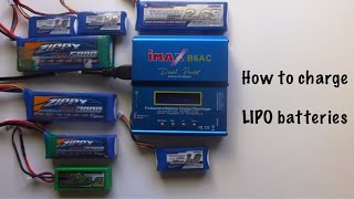 Video How to Charge and Balance a LIPO Battery MP3, 3GP, MP4, WEBM, AVI, FLV September 2019