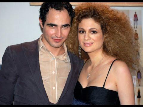 Miri Ben-Ari performs for Zac Posen Fashion Show NYC