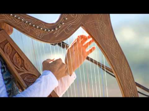 Harp Music Tibetan – Celestial Relaxing 432 hz Strings Solo Playlist for Study, Concentrate and Yoga