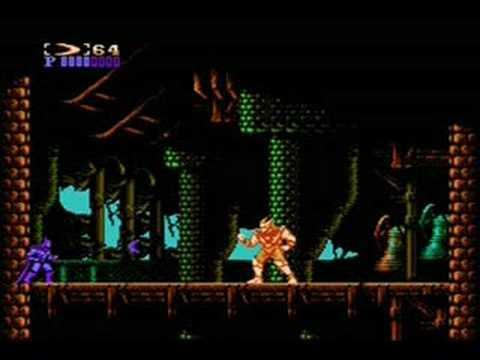 preview-Batman Game Review (Nes/Gen)