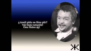 Naudi Eestimaist muusikat! :)