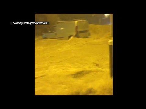 Γαλλική Ριβιέρα: 13 νεκροί λόγω πλημμυρών