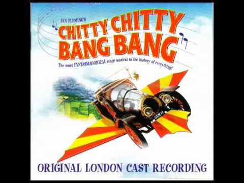 Chitty Chitty Bang Bang Soundtrack Chitty Chitty Bang Bang Doll