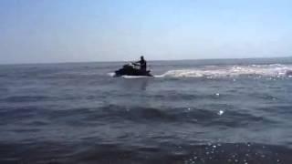 10. Sea doo RXP 155
