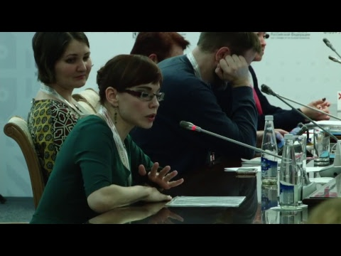 Секция «Полноценное участие людей в жизни общества» (видео)
