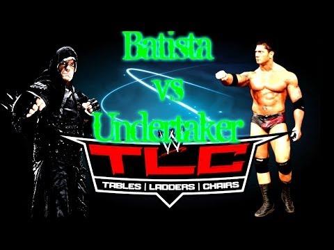 Video WWE TLC 2009 - The Undertaker vs Batista Highlights (HD) download in MP3, 3GP, MP4, WEBM, AVI, FLV January 2017