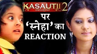 KASAUTI 2 : This is what 'SNEHA' aka Jennifer Winget has to say about REBOOT Version