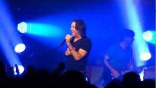 Jake Owen performs 'Anywhere With You' from his Barefoot Blue Jean Night Album live at 8 Seconds Saloon in Indianapolis, IN on September 9, 2011.