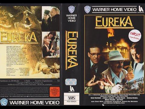 Eureka (GB / USA 1983) Trailer deutsch german VHS Video Teaser