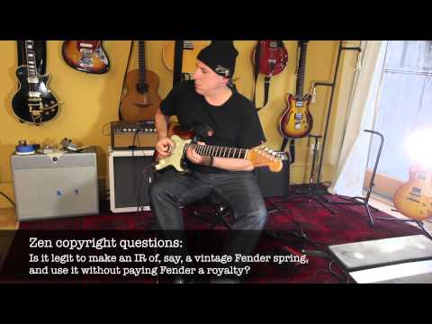 Logidy EPSi Convolution Reverb Pedal Review