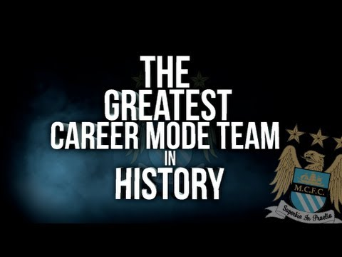 FIFA 13 | The Greatest Career Mode Team In History! FIRST 11 ALL 90+ OVERALL!
