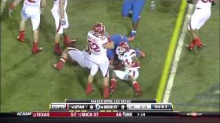 Austin Pettis vs Hawaii and Utah vs  ()