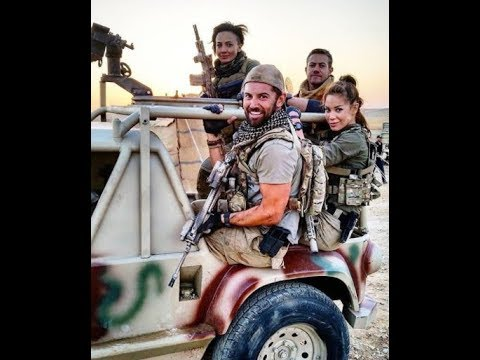 Strike Back (tv Series) - Behind The Scenes