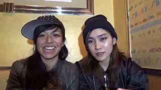 Kristina & Airi 東京を巡る はとバス編 PART4