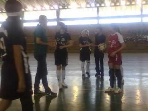 SMECE-I etapa Tibagi Futsal Feminino LSNPD Jaguariaíva