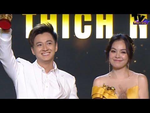 Ngô Kiến Huy nhận giải Mai Vàng 2018 MC yêu thích nhất qua gameshow Thách Thức Danh Hài - Thời lượng: 2:57.
