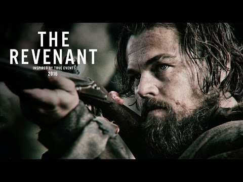 The Official Trailer Of  The Revenant  Shows Leonardo DiCaprio Fighting