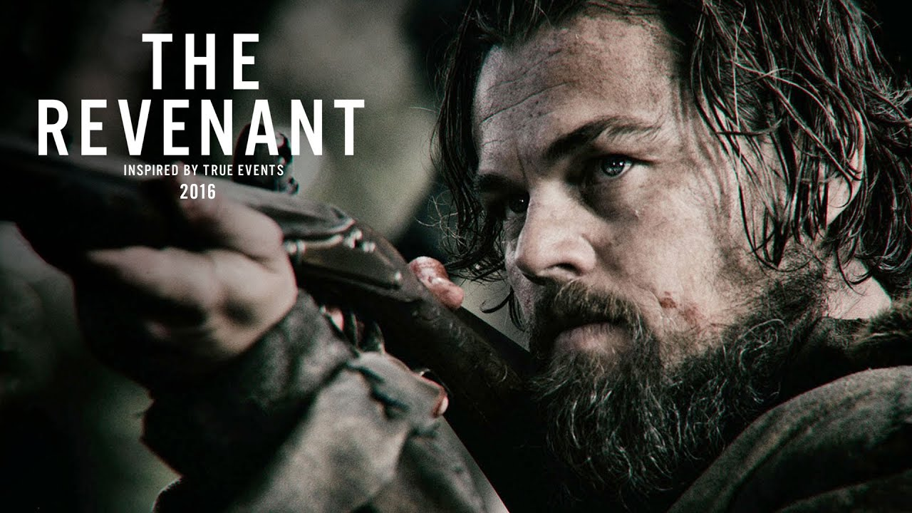 Filmed in Alberta, The Revenant's first trailer is out
