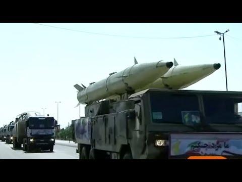 Iran: Aussetzung weiterer Verpflichtungen aus dem Ato ...