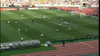 England V Brazil 1-2 World Cup 2002