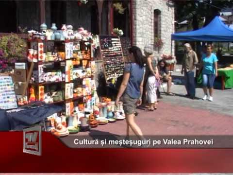 Cultură și meșteșuguri pe Valea Prahovei