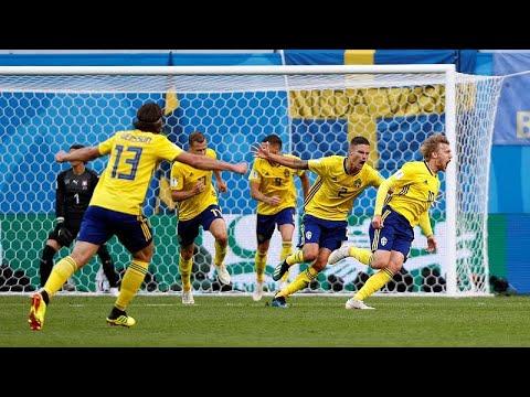 Μουντιάλ 2018: Η Σουηδία στα προημιτελικά – Νίκησε με 1-0 την Ελβετία …