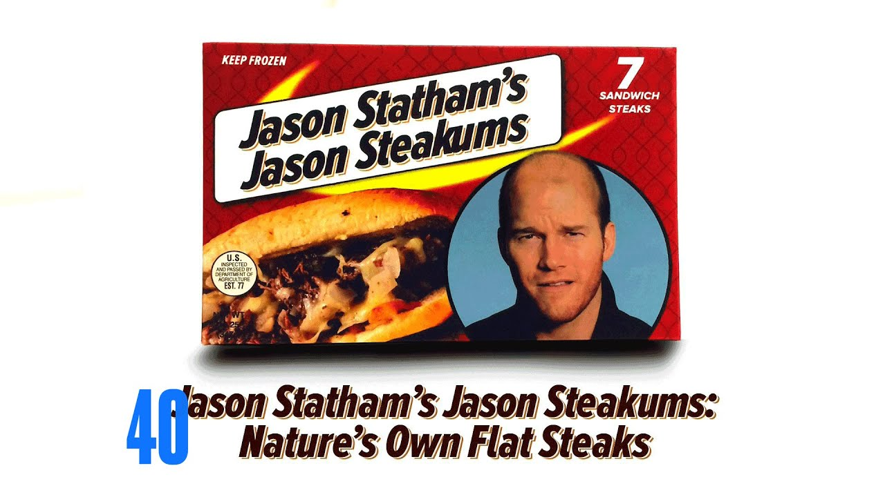 Cut For Time: Jason Statham Ad