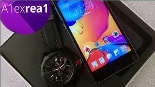 Blackview Omega, Androidсмартфон с внешностью IPhone обзор