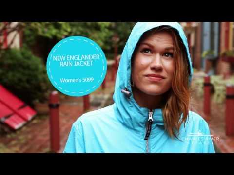 5099   Women's New Englander Rain Jacket HD 1