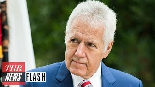 'Jeopardy!' Taping Delayed Following Host Alex Trebek's Surgery | THR News Flash