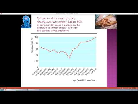 Epilepsy Webinar – Epilepsy in older adults: there are some real differences – Neelima Thakur, MD