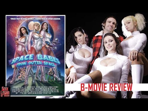 SPACE BABES FROM OUTER SPACE ( 2018 Ellie Church ) Sex Comedy B-Movie Review