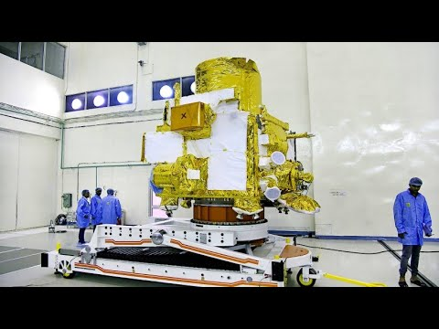 Indien: Zum Mond mit der Chandrayaan-2-Mission