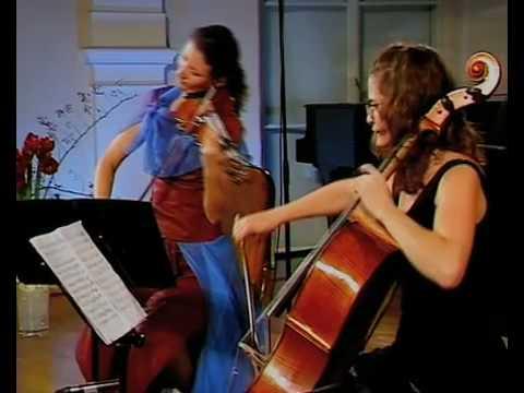 ZAGREB KOM 3 • P. I. Tchaikovsky Piano Trio - 2. B: Variazione Finale e Coda