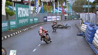 Video 2012 Season: Crash Compilation - PETRONAS AAM Malaysian Cub Prix Championship MP3, 3GP, MP4, WEBM, AVI, FLV Februari 2018