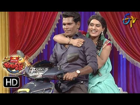 Chammak Chandra Performance | Extra Jabardasth | 22nd June 2018 | ETV Telugu