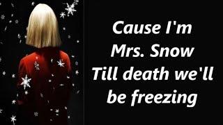 Snowman - Sia