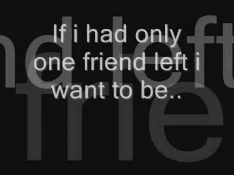 One friend left dan seal