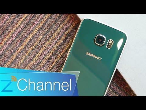 Galaxy S6 edge Green Emerald (xanh ngọc) - màu đẹp nhất của Galaxy S6 edge