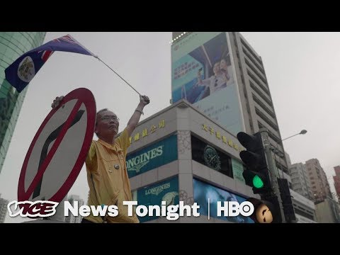Anti-Thug March & Immigrant Health Insurance: VICE News Tonight Full Episode