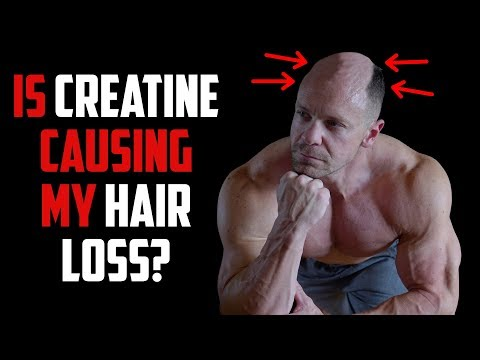 Does Creatine Cause Hair Loss?  Tiger Fitness