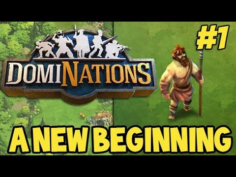 DOMINATIONS, A NEW BEGINNING , THE DAWN AGE #1