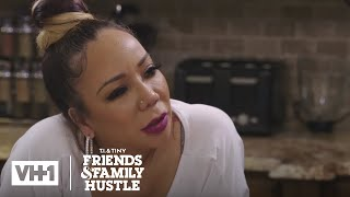 TIP Explains Why He Doesn't Live in Tiny's House | T.I. & Tiny: Friends & Family Hustle