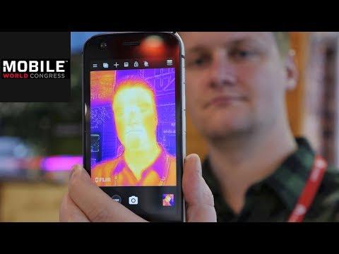 Cat S61 im Praxis-Test | Smartphone für Handwerker | MWC 2018
