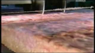 Как производят минеральную вату