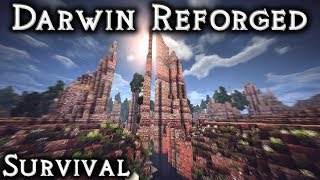 -•- LIVE STREAM -- Darwin Reforged Survival - Ep1  -- LIVE STREAM -•-